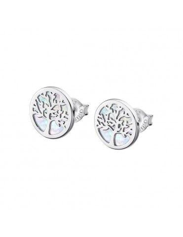Pendientes Lotus Silver Mujer Plata LP1821-4/1