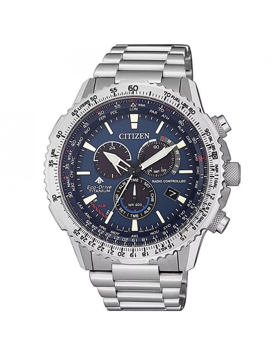 Reloj Citizen Promaster Eco-Drive Hombre CB5010-81L