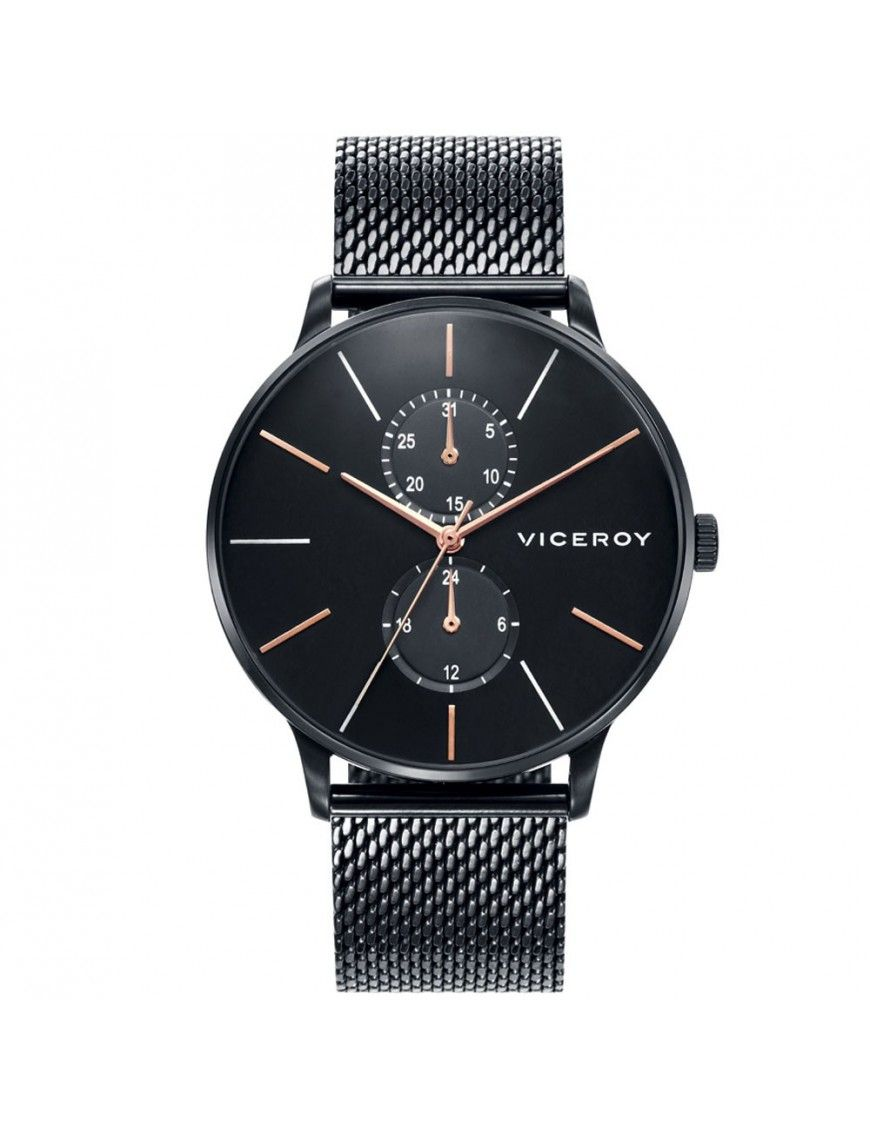 0c35a69bf80a Reloj Viceroy Hombre Acero 46753-57. De la colección Beat.