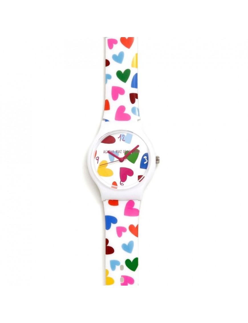 Reloj Agatha Niña corazón AGR230