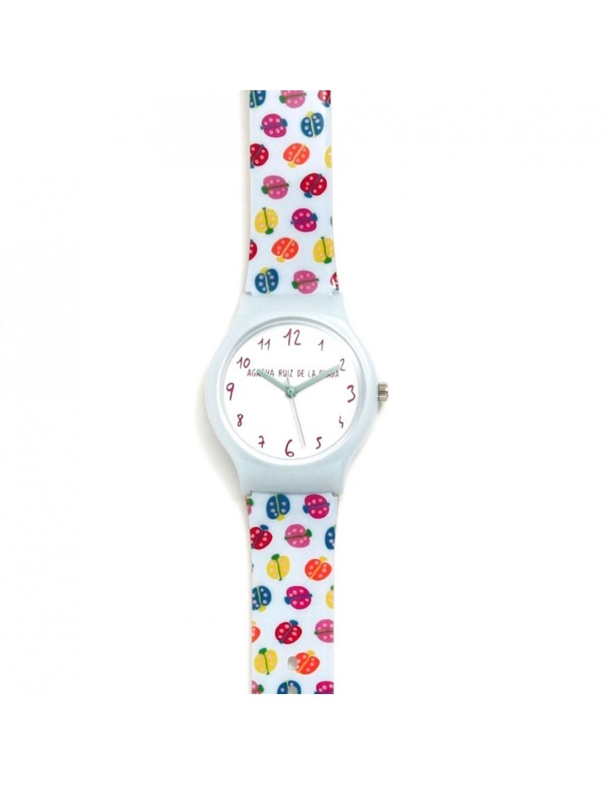 Reloj Agatha Niña Mariquitas AGR234