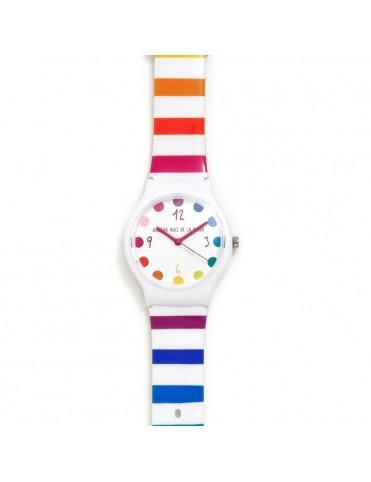 Comprar Reloj Agatha Niña Rayas AGR236R online