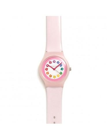 Reloj Agatha Niña Rosa Estrellas AGR238