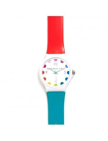Comprar Reloj Agatha Niña Topos Grande AGR245 online