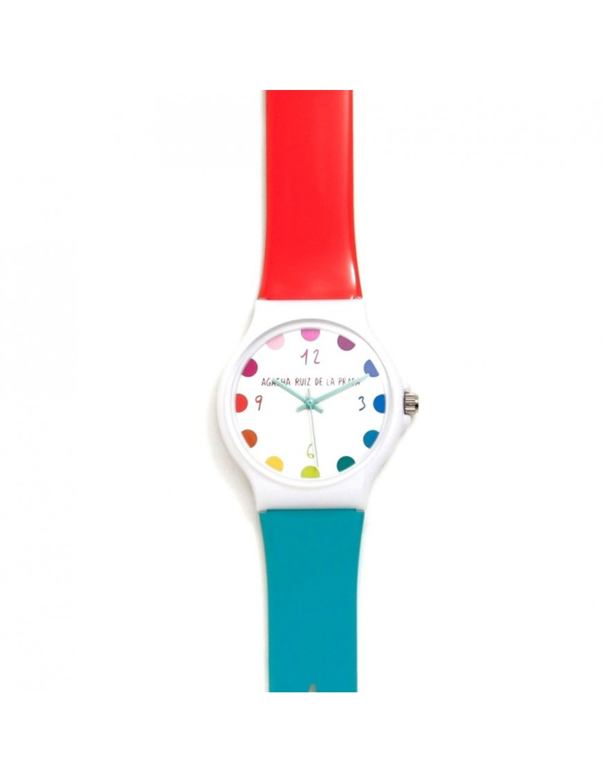 Reloj Agatha Niña Topos Grande AGR245