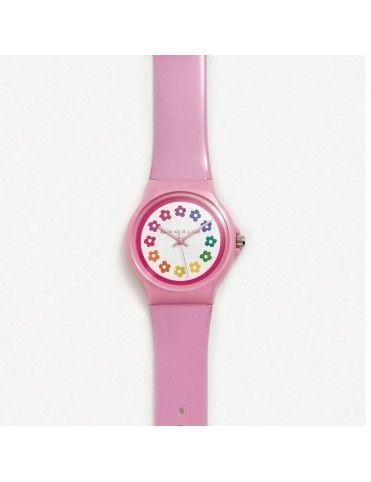 Reloj Agatha Niña Flores Grande AGR246