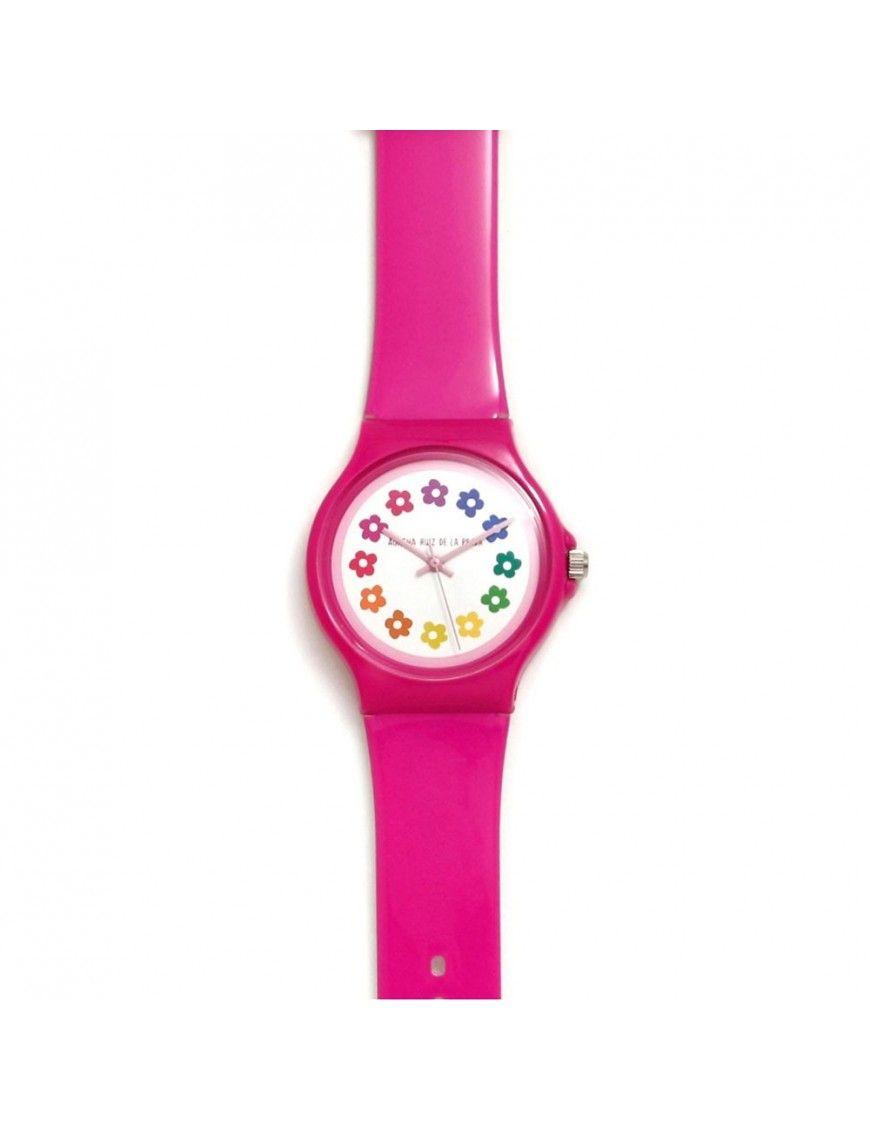 Reloj Agatha Niña Flores Grande AGR247