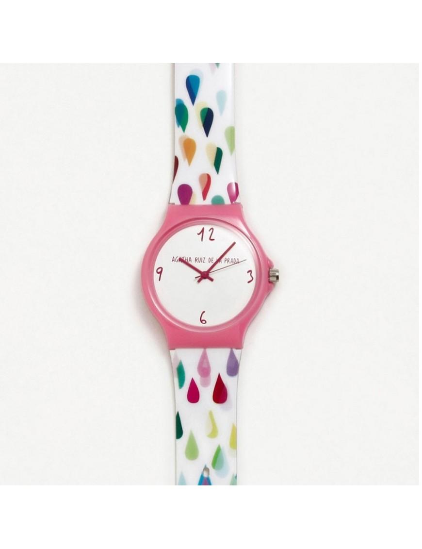 Reloj Agatha Niña Flores Grande AGR247G