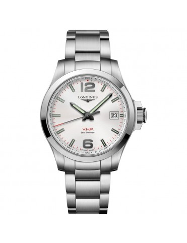 Reloj Longines Conquest V.H.P Hombre L3.716.4.76.6