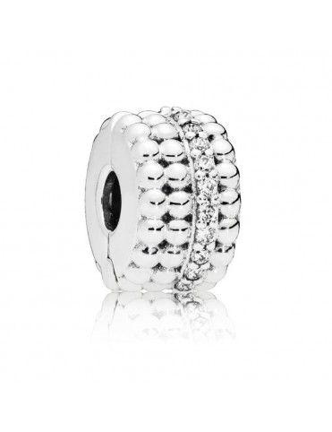 Comprar Clip Pandora Plata Cuentas Brillantes 797520CZ online
