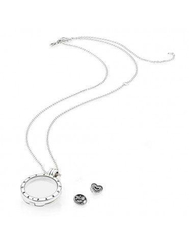 Set collar y pendientes Pandora SET792165CZ
