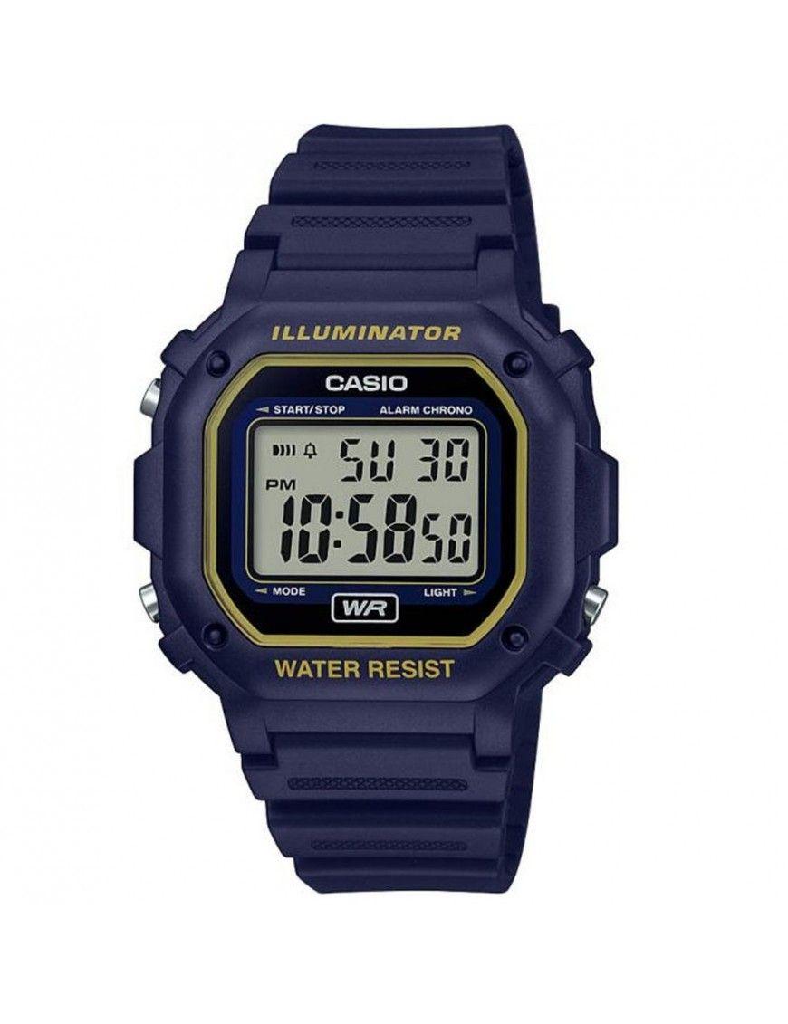 Reloj Casio Hombre F-108WH-2A2EF