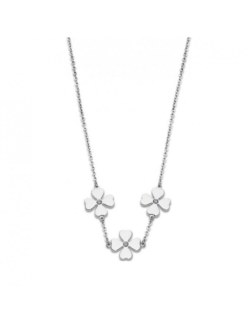 Collar Lotus Style Mujer Acero LS2032-1/1