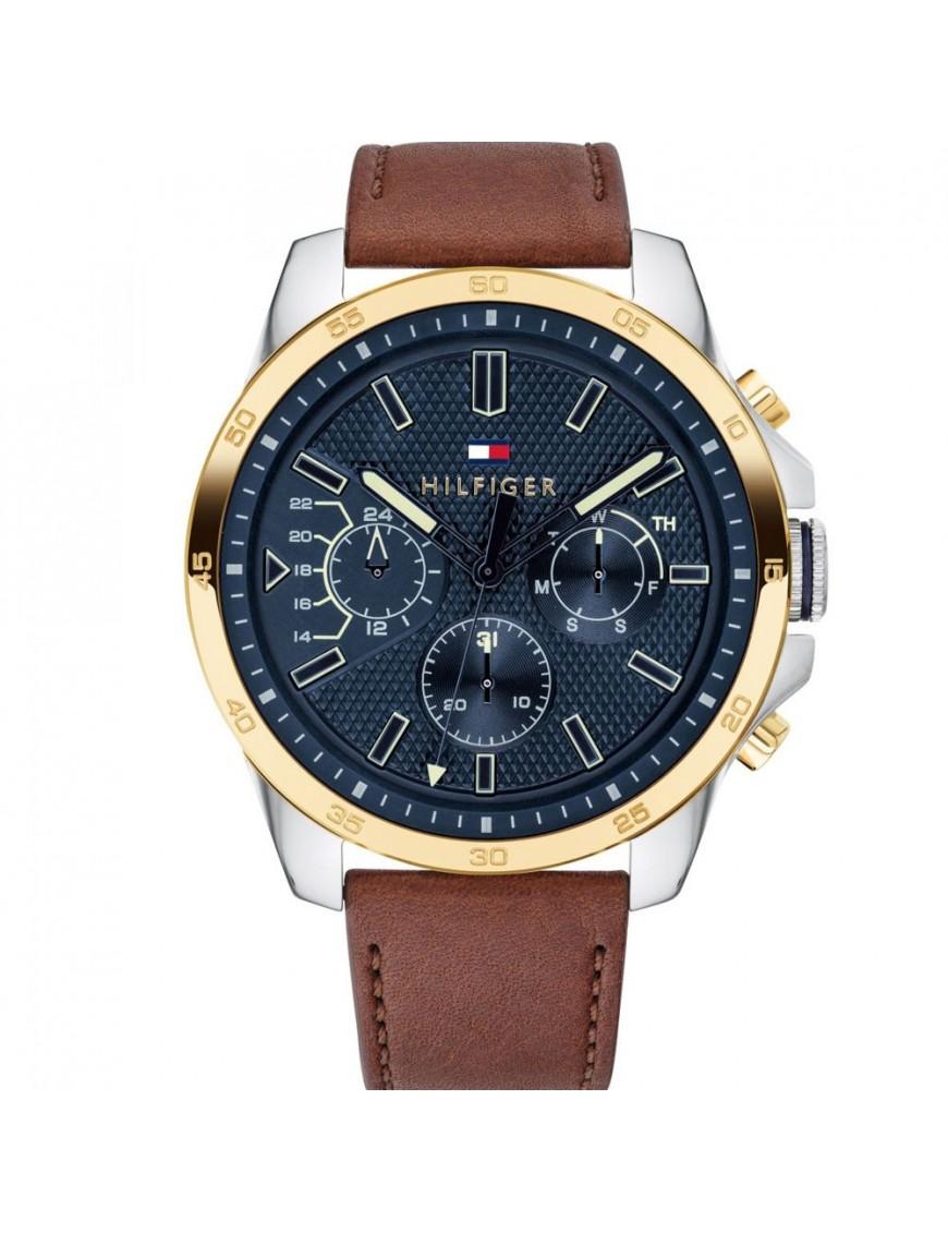 Reloj Tommy Hilfiger multifunción hombre 1791561 Decker