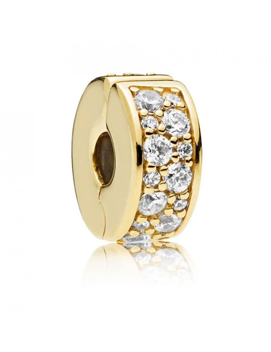 Clip Pandora Shine Elegancia Brillante 767164CZ