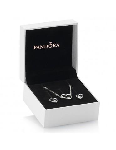 Set collar + pendientes Amor Asimétrico SETWS297813_397797
