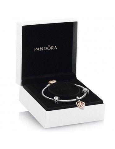 Set Pandora pulsera, charm Camino de Amor SETWS580719_87801_18