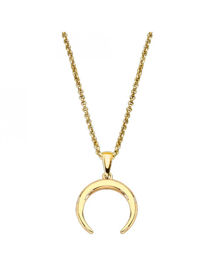 Collar Lotus Silver Mujer LP1795-1/3