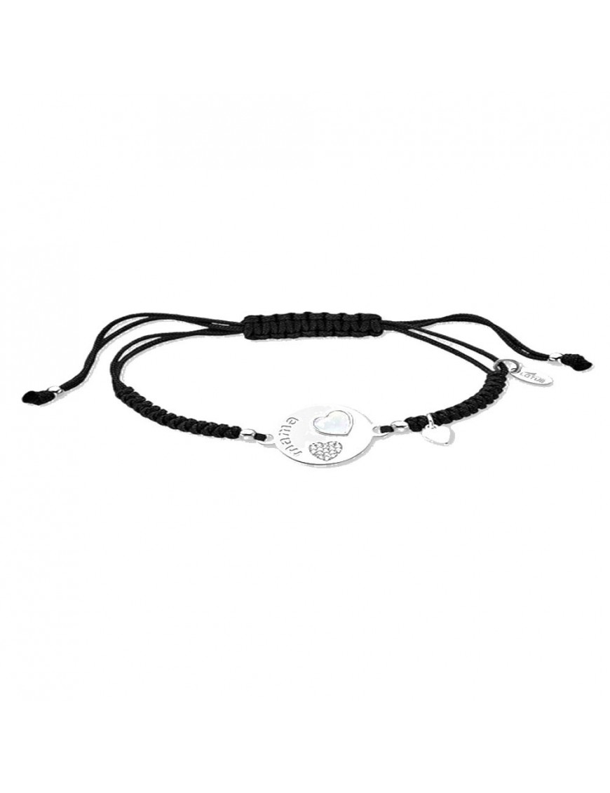 Pulsera Lotus Silver Mujer Mother's love LP1824-2/1