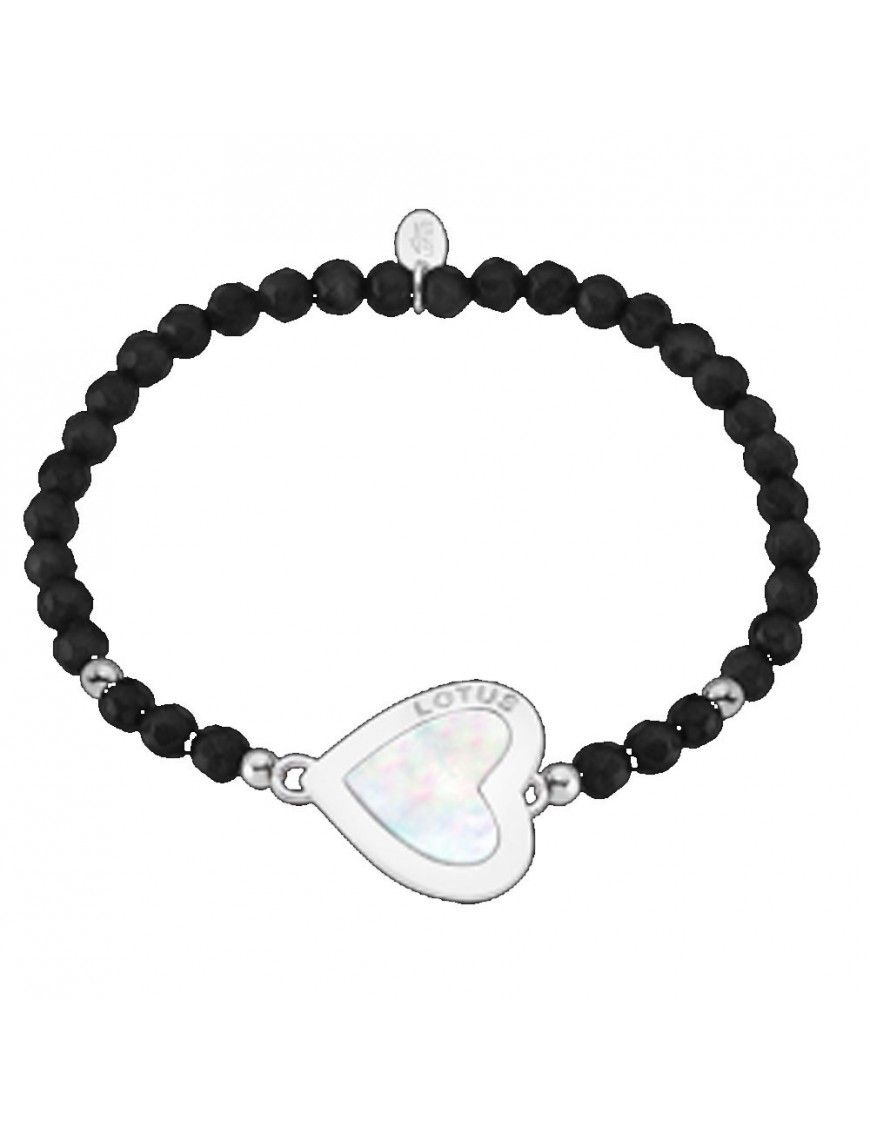 Pulsera Lotus Silver Mujer Mother's Love LP1828-2/1