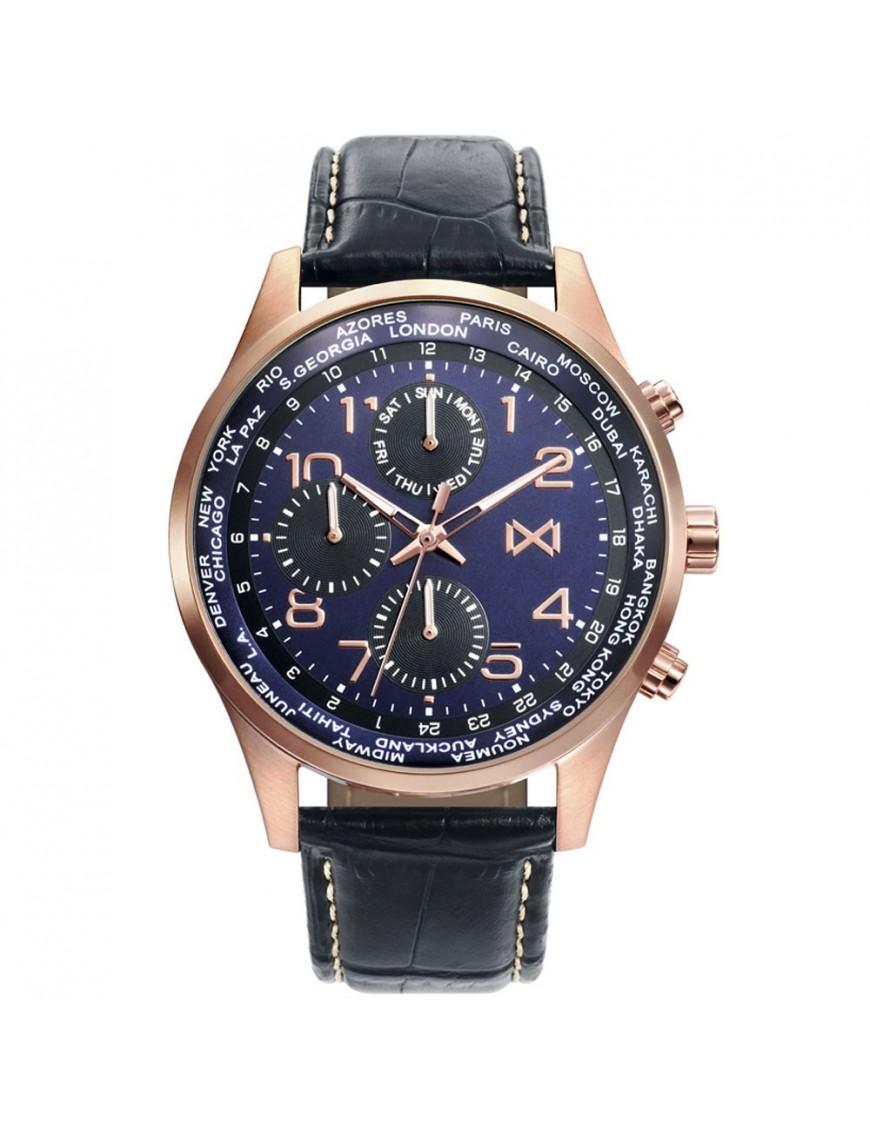 Reloj Mark Maddox multifunción Hombre HC7121-37 Mission