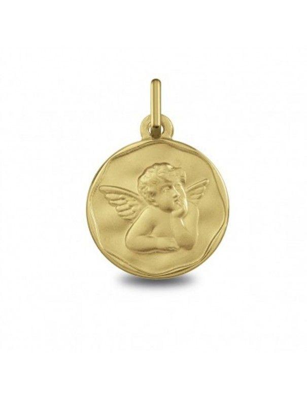 Medalla Oro amarillo de 18 quilates 1250454
