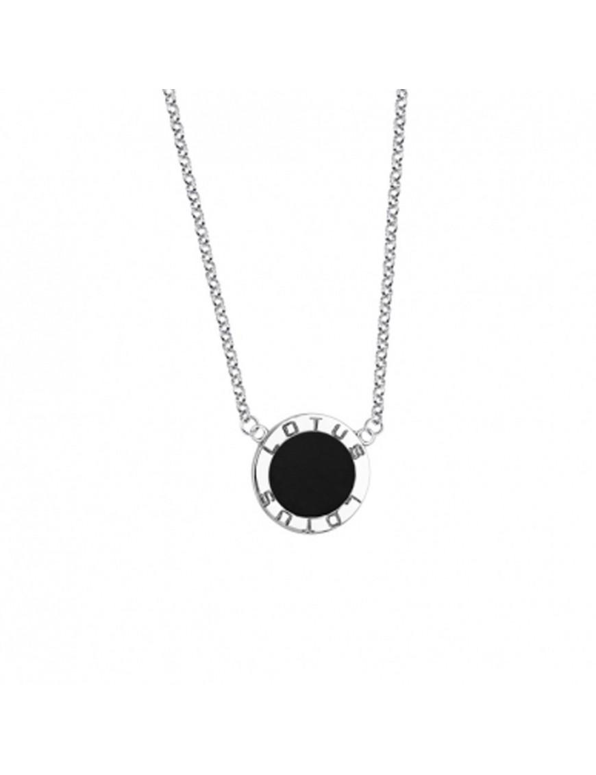 Collar Lotus Silver Plata Mujer LP1299-1/1