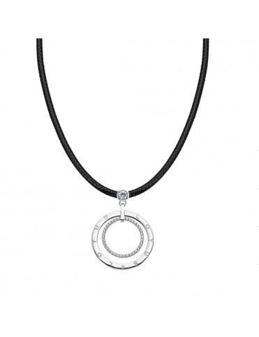 Collar Lotus Silver Mujer Trendy LP1867-1/1