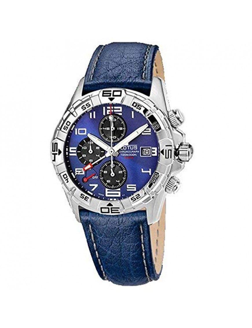 Reloj Lotus Crono Hombre 15300/B