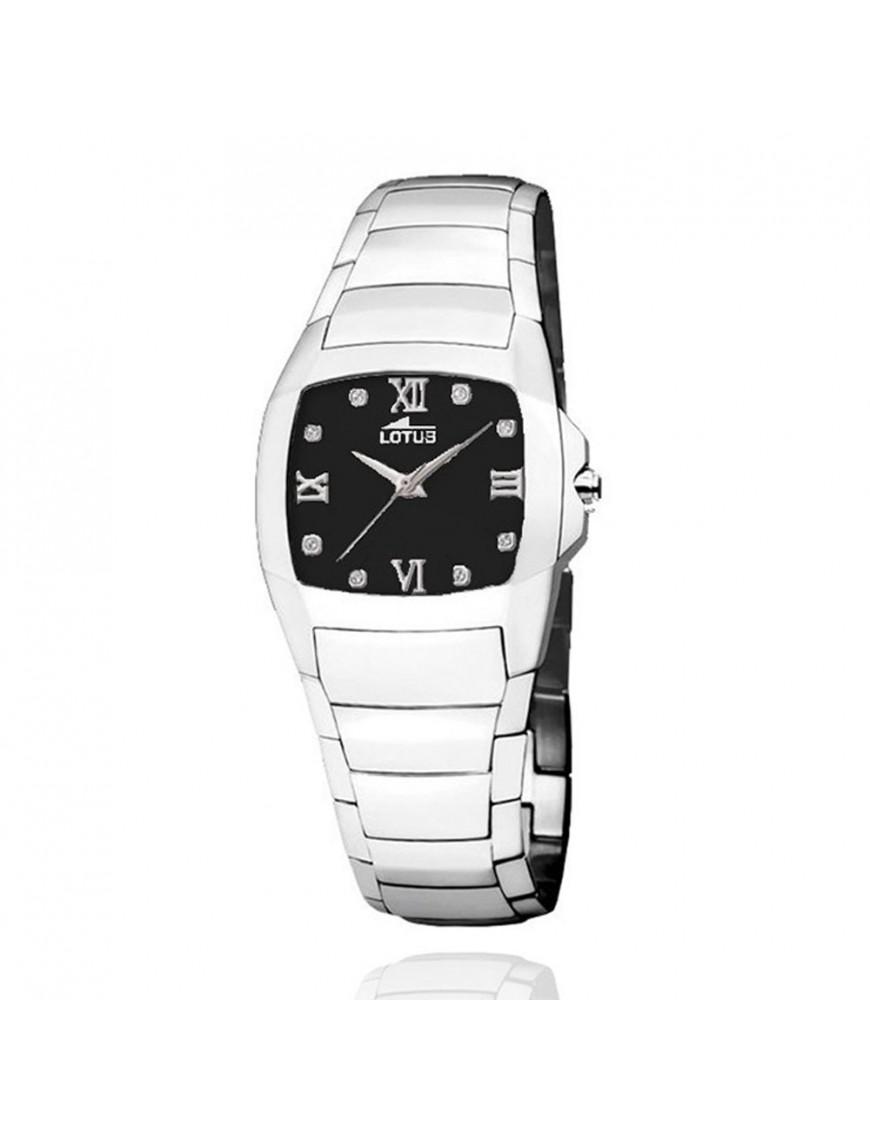 Reloj Lotus Acero Mujer 15614/K