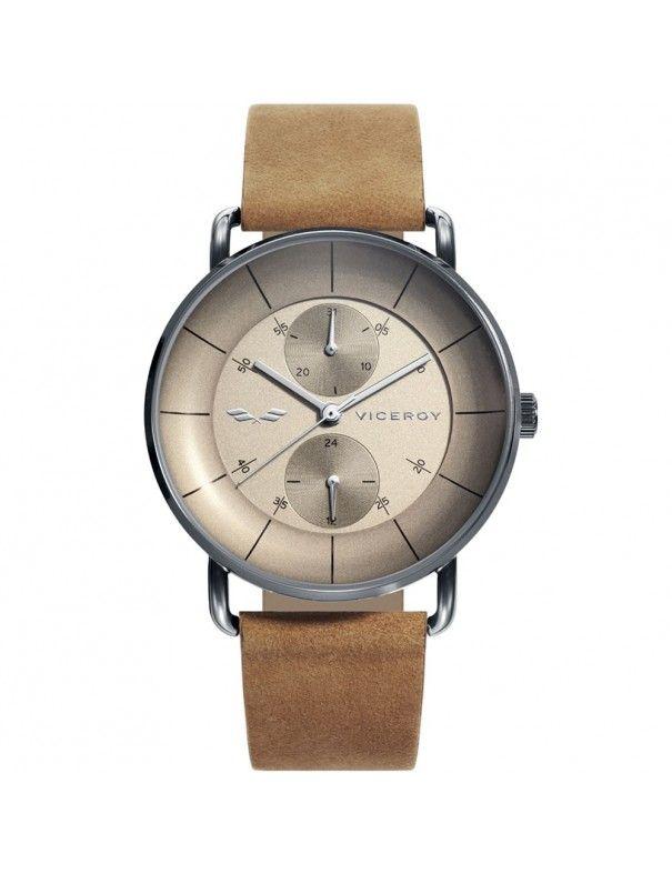 Reloj Viceroy Hombre multifunción 42367-16 Antonio Banderas Design