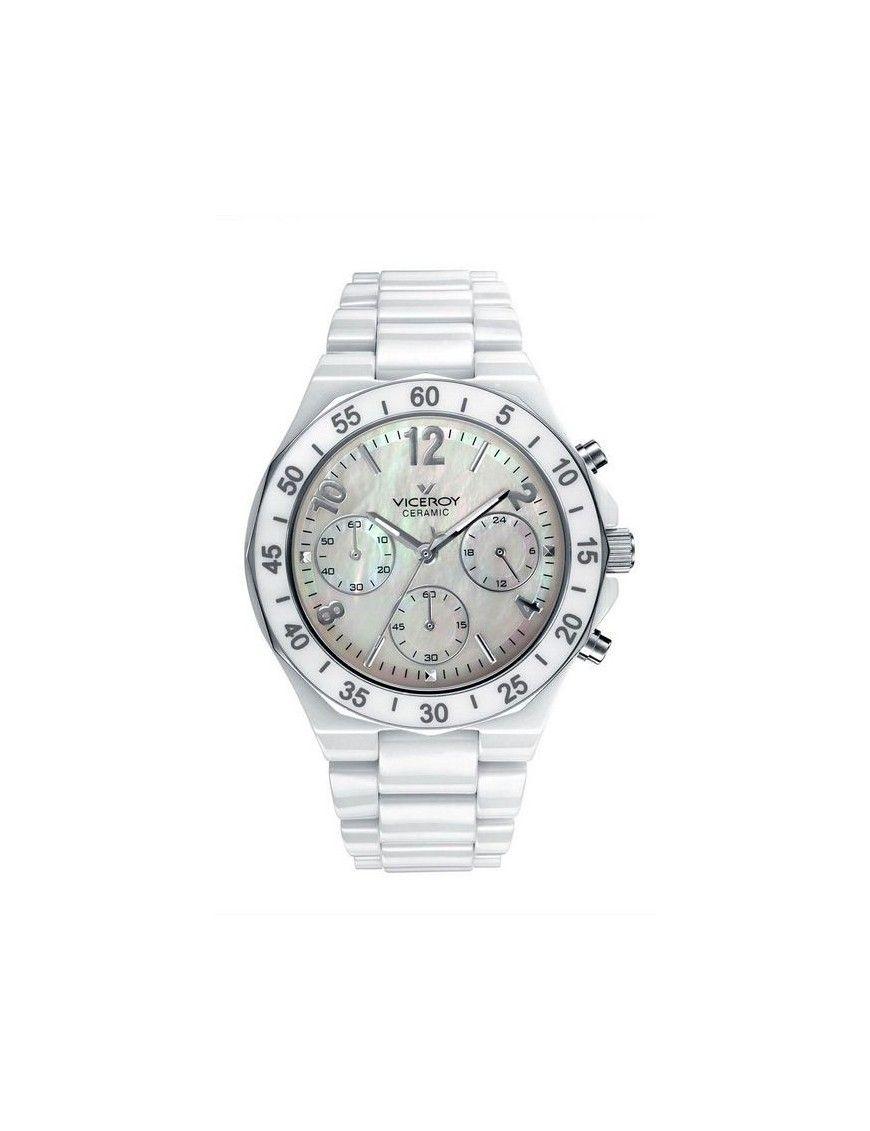 Reloj Viceroy Ceramic Crono mujer 47600-05