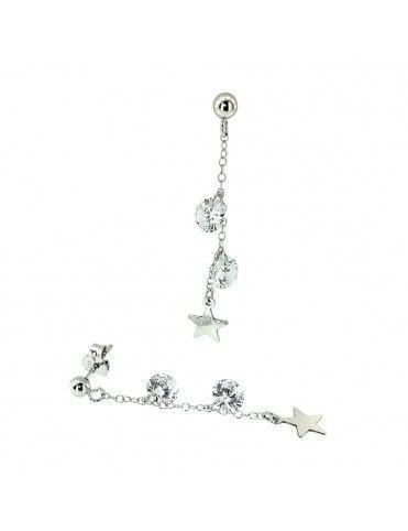 Comprar Pendientes Mujer colgantes estrellas 016527-1-1-1 online