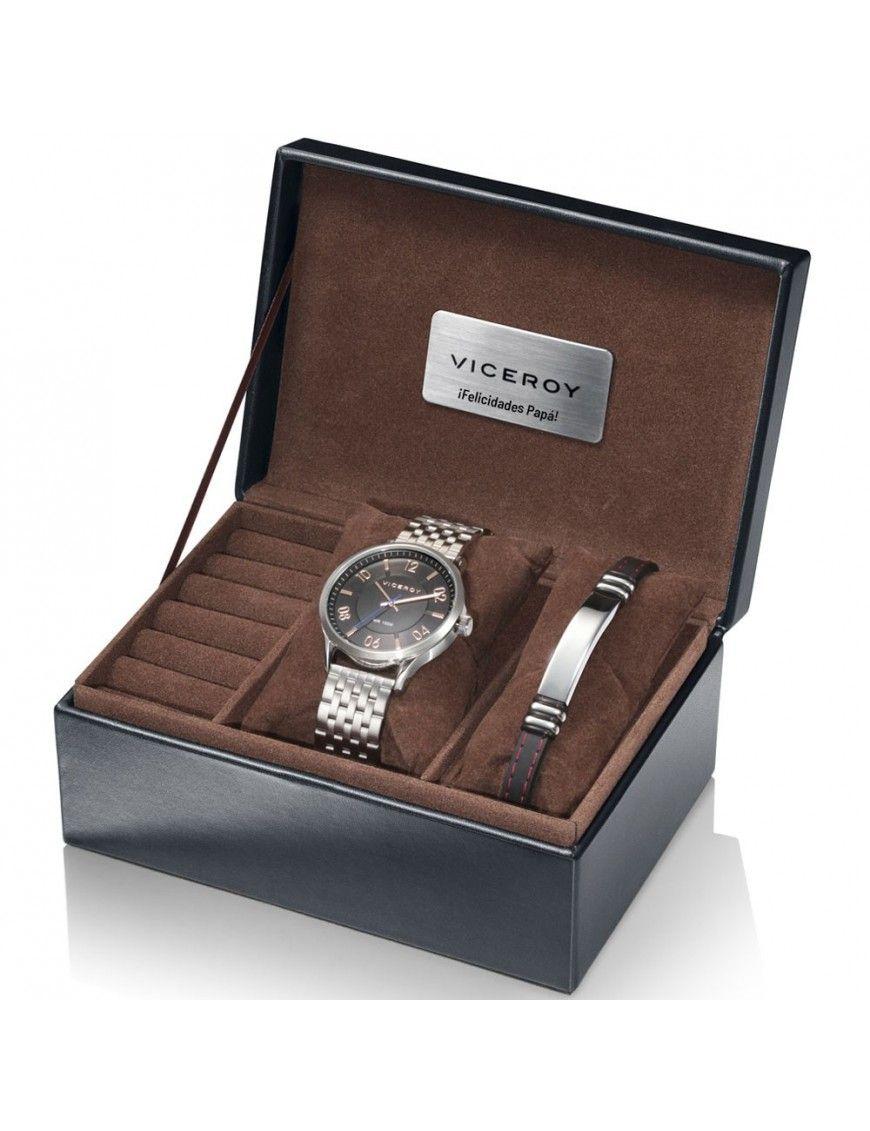 Pack Reloj Viceroy Hombre + pulsera 401087-99