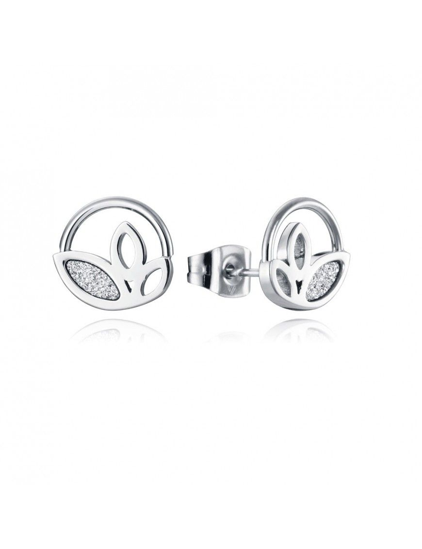 Pendientes Viceroy acero Mujer 75078E01000