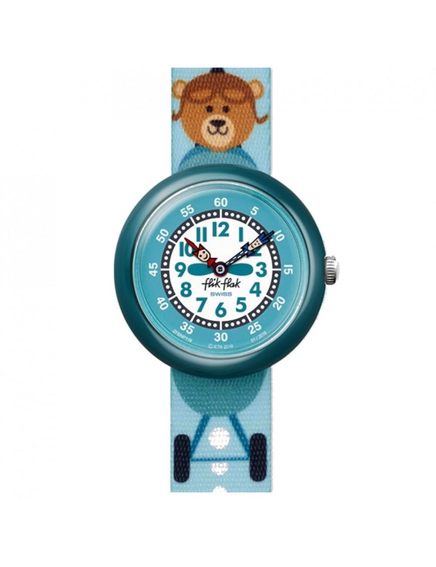 Reloj Flik Flak Aerobear FBNP119