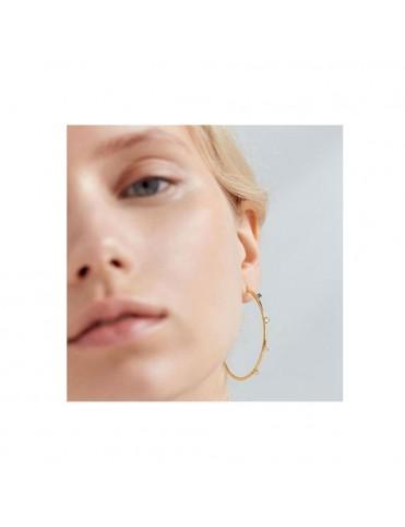 Pendientes Aro PDPAOLA Plata mujer AR01-080-U