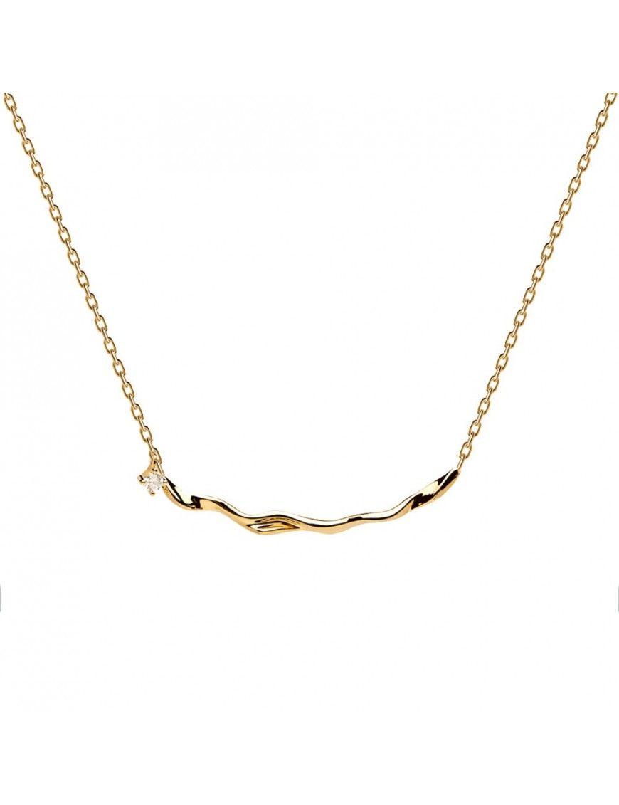 Collar PDPAOLA Plata mujer CO01-081-U