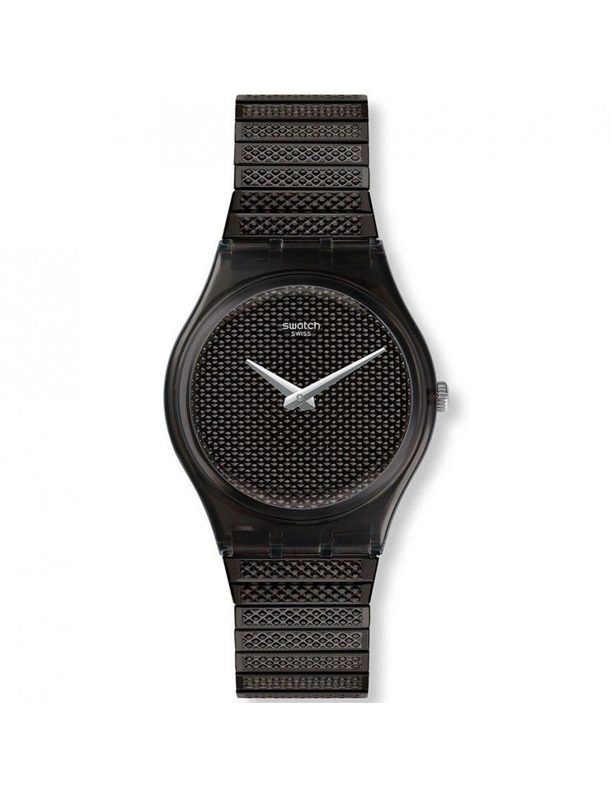 Reloj Swatch Mujer Noirette L Watch GB313A