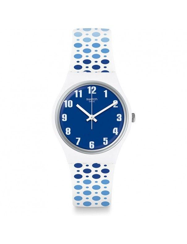 Reloj de mujer Swatch Paveblue GW201