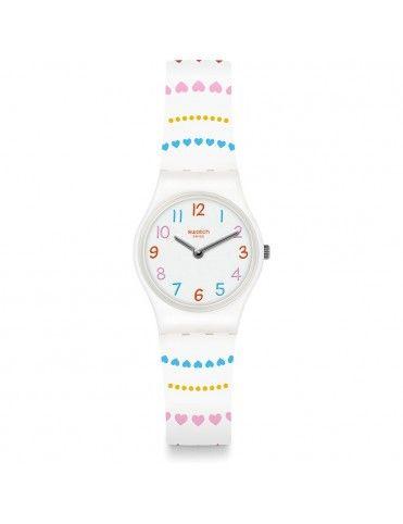 Reloj de mujer Swatch Herzlich LW164