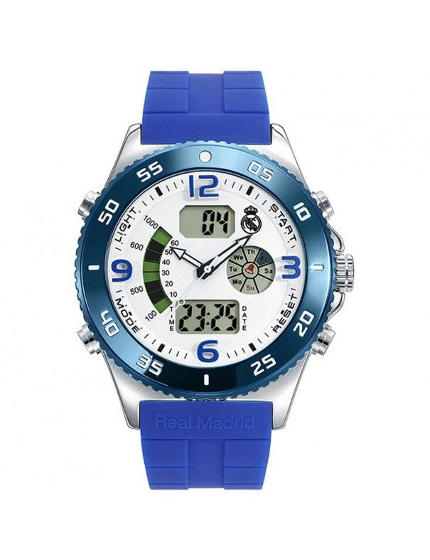 Reloj Oficial Real Madrid Hombre Cronógrafo RMD0010-04