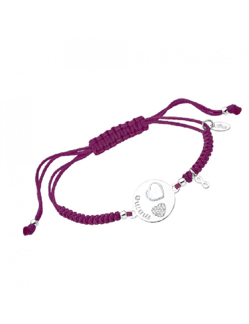 Pulsera Lotus Silver Mujer Mother's Love LP1824-2/2