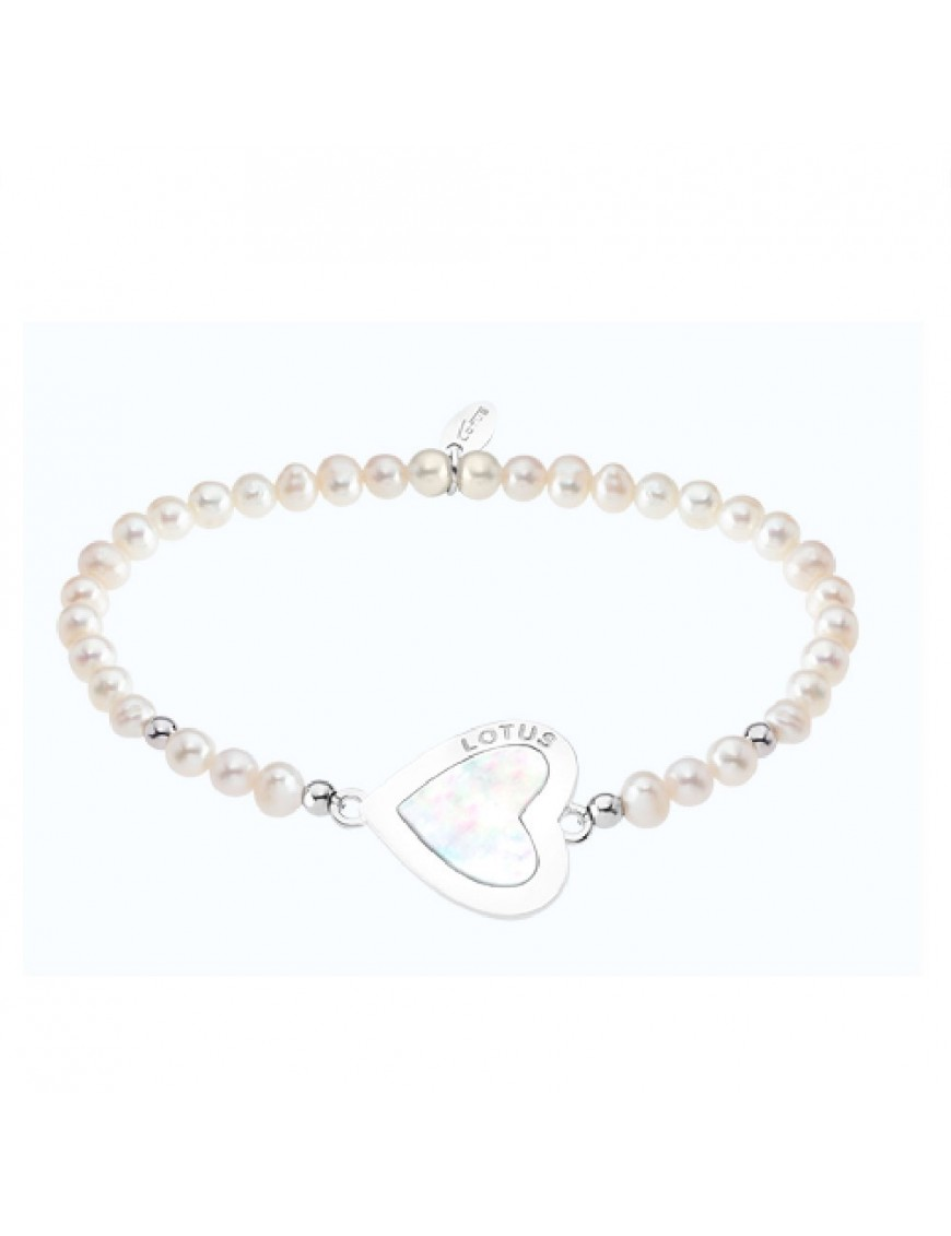Pulsera Lotus Silver Mujer Mother's Love LP1828-2/6