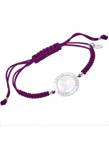 Pulsera Lotus Silver Mujer Mother's love LP1829-2/4