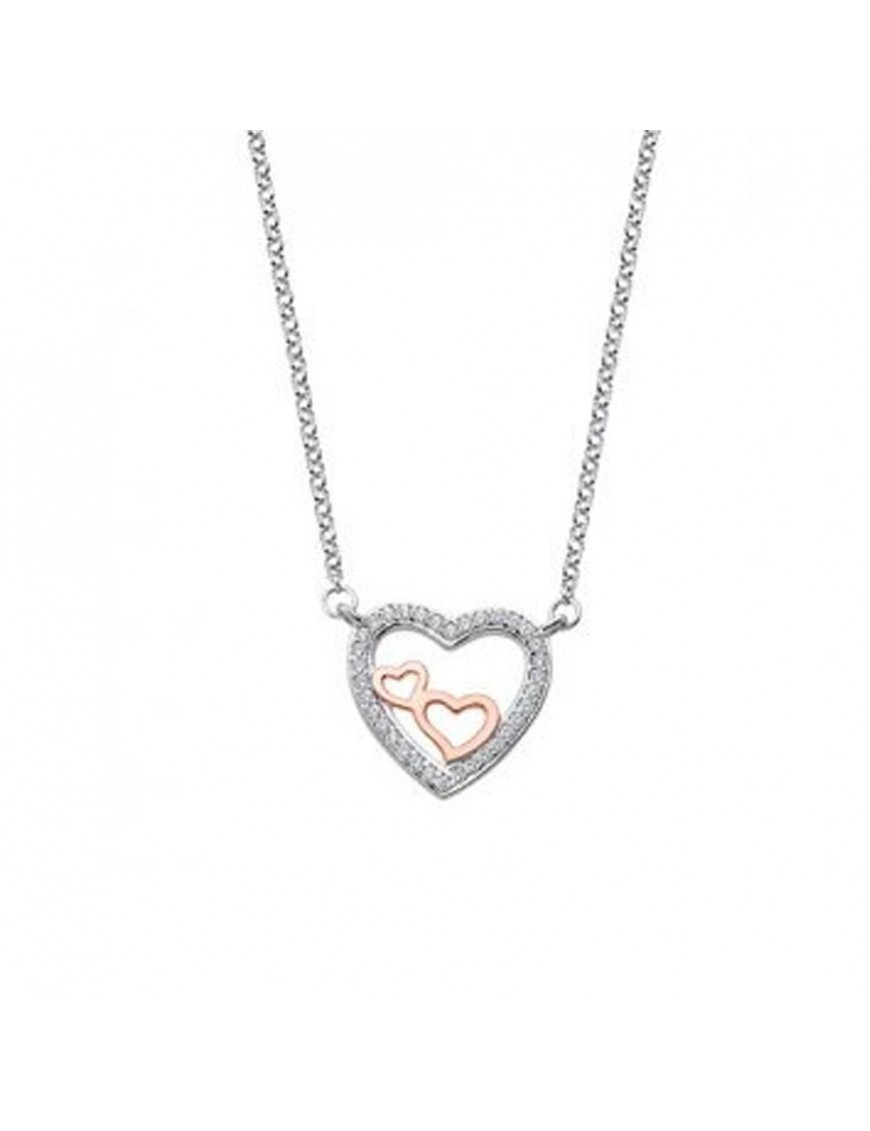 Collar Lotus Silver Mujer Moments LP1856-1/1