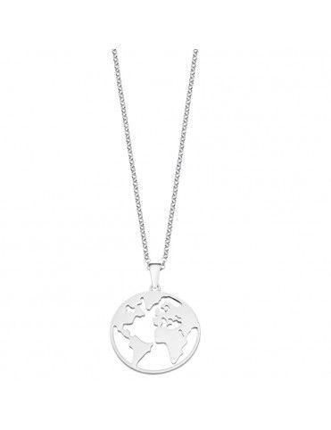 Collar Lotus Silver Mujer It girl LP1898-1/1