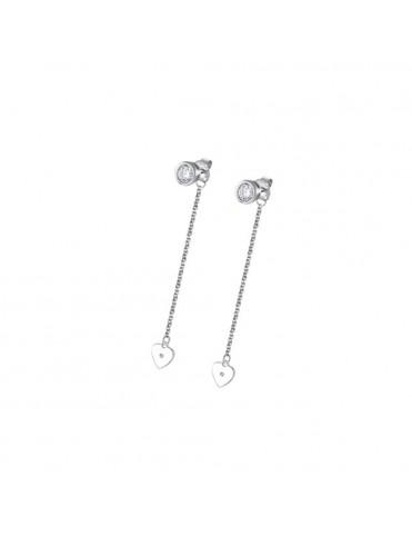 Comprar Pendientes Lotus Silver Mujer Hearts lp1901-4/1 online