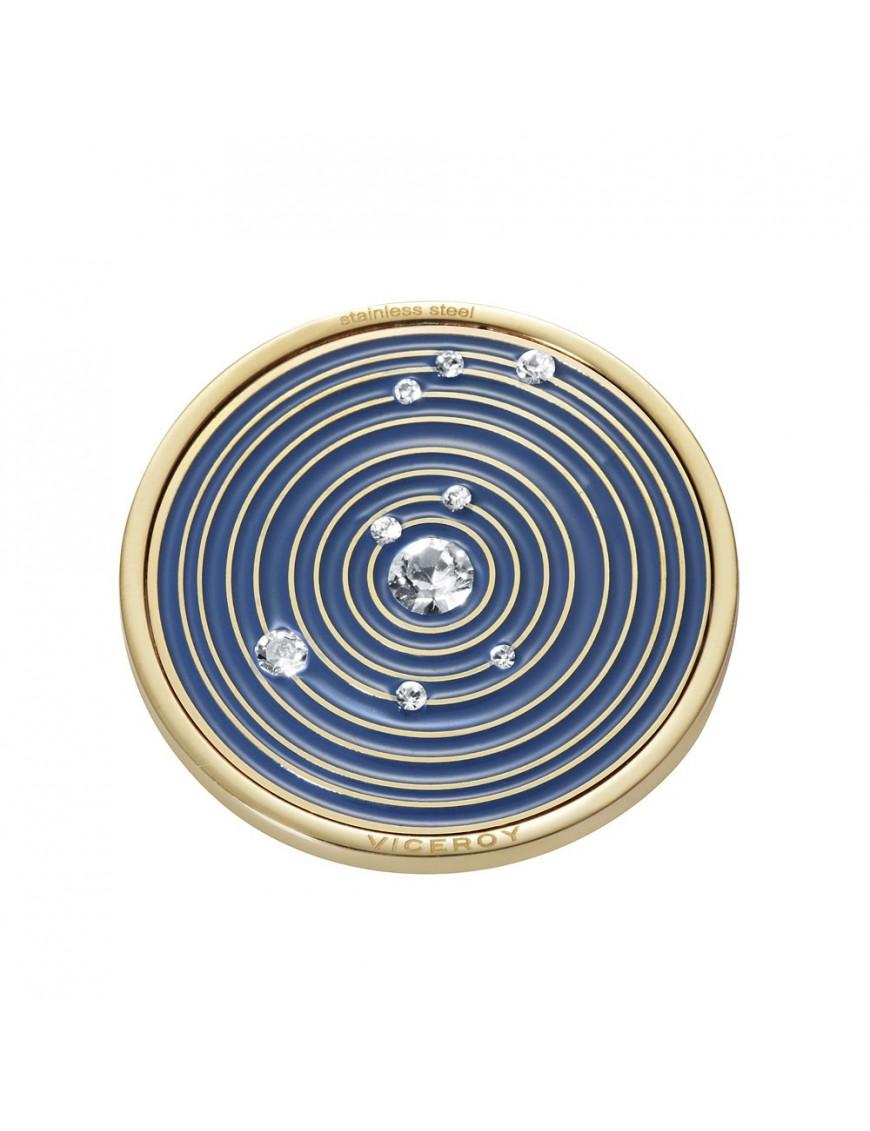 Medallón Viceroy Acero Mujer VMD0049-18