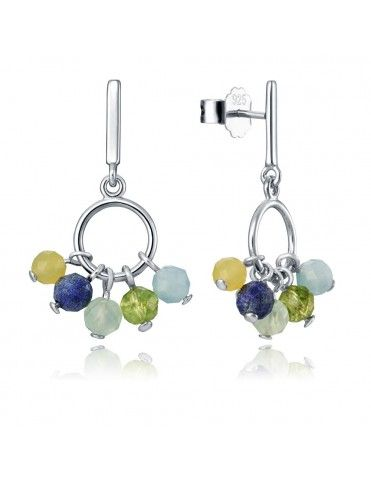 Pendientes Viceroy Plata Mujer 3023E000-49